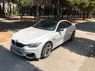 BMW M4 COUPE CARBONO