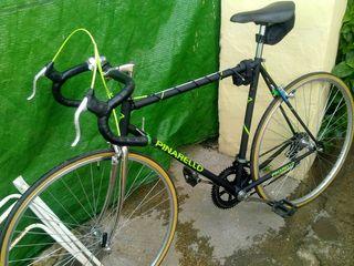 bicicleta de carrera restaurada