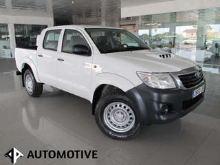 Toyota Hilux 2.5D-4D DOBLE CABINA GX 4X4