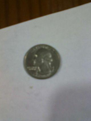 Moneda de cuarto de dolar 1776
