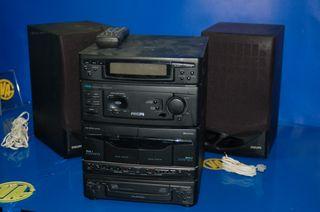 Cadena musical Philips modelo FW46
