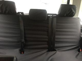 Tercera fila asientos multivan T5