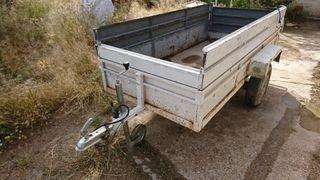 se vende remolque de 750 kg con documentación