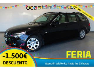 BMW Serie 5 525d Touring 130kW (177CV)