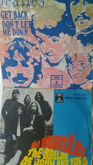 Discos de the Beatles