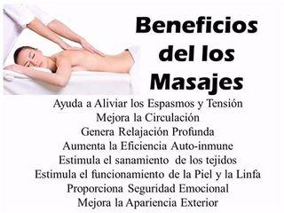 masaje holistico, masaje facial, masaje craneal...