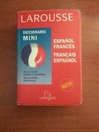 Diccionario mini Larousse