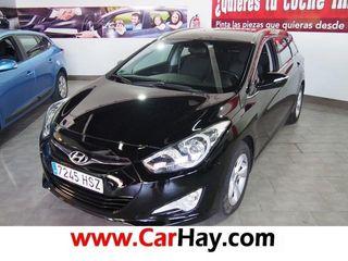 Hyundai i40 CW 1.7 CRDI BlueDrive 85kW (115CV)