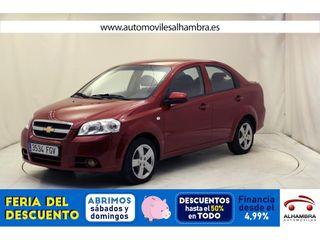 Chevrolet Aveo 1.4 16V LT 4P