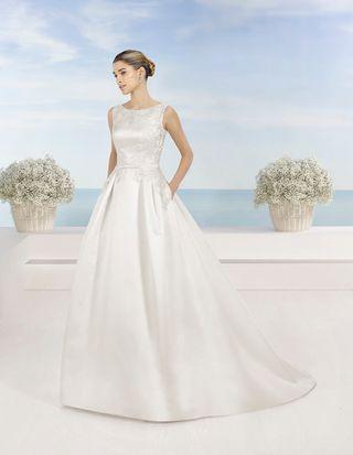 vestido de novia de segunda mano en vilafranca del penedès en wallapop