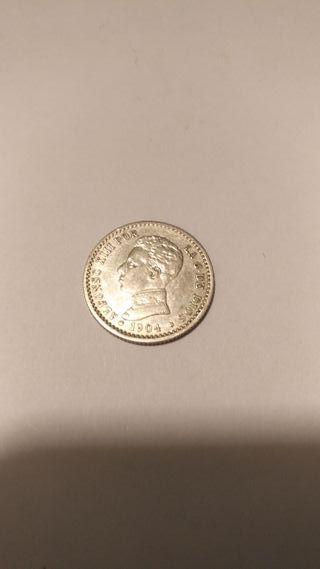 moneda alfonso XIII