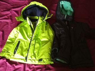 chaqueta niño invierno y nieve, buen estado