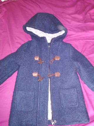 chaqueta invierno niño, talla 2 hasta 3 añs