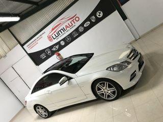 Mercedes E 350 COUPE