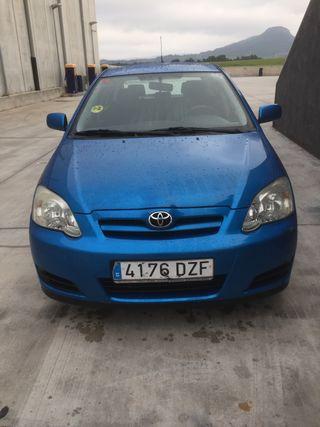 Toyota corolla D4D 2006