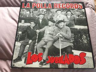 Disco vinilo La Polla Records