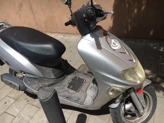 Moto 50cc de 2007itv asta 10/18 vendo por compr.