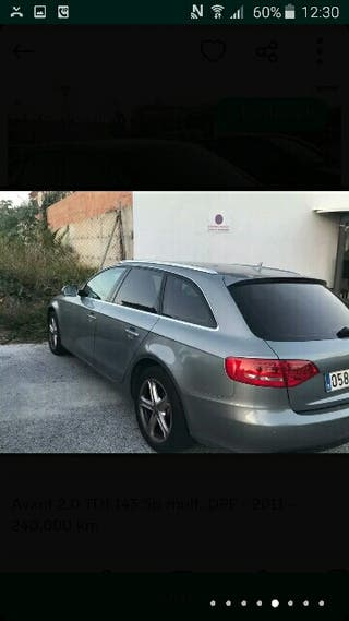 Audi A4 AVANT 2011 RECIEN PINTADO IMPOLUTO