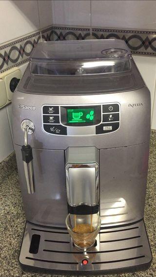 Cafetera saeco intelia
