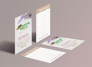 tarjetas de visita personalizadas