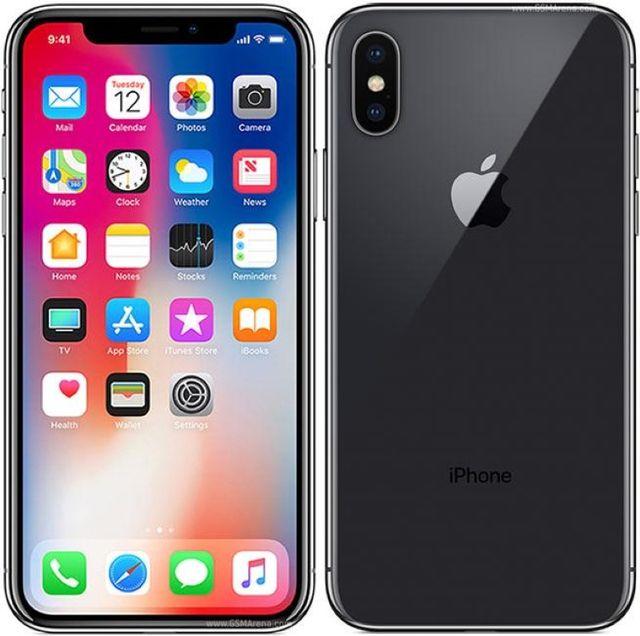 Iphone X 64 Gb Space Gray PRECINTADO LIBRE Factura
