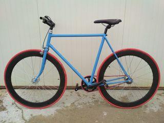 Bici fixie fixed bh antigua restaurada
