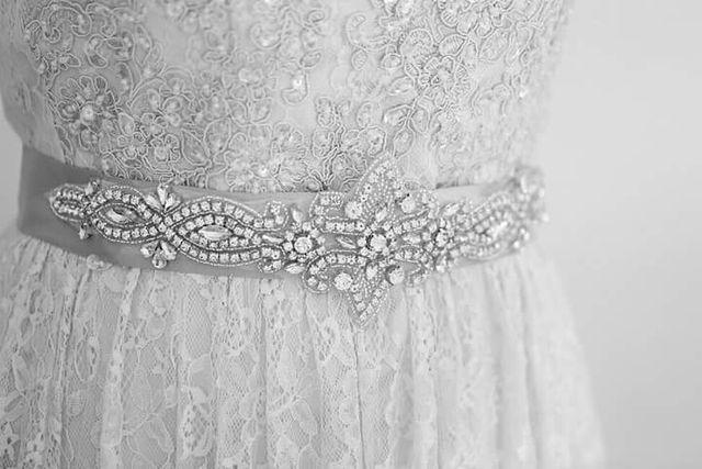 aplicaciones para los vestidos de novia de fiesta de segunda mano