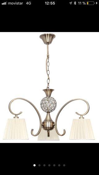 Lámpara de techo elegante SÚPER OFERTA
