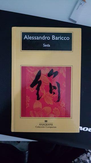 Libro Seda de Alessandro Baricco