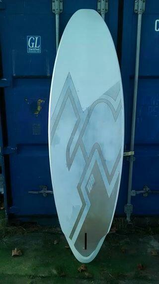 tabla windsurf F2 chilli 108l