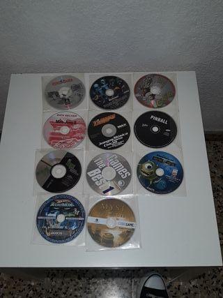 11 juegos de ordenador