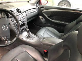 Mercedes-Benz CLK 2003 muy buen estado ,automatic