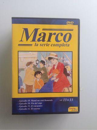 Colección DVD's Marco