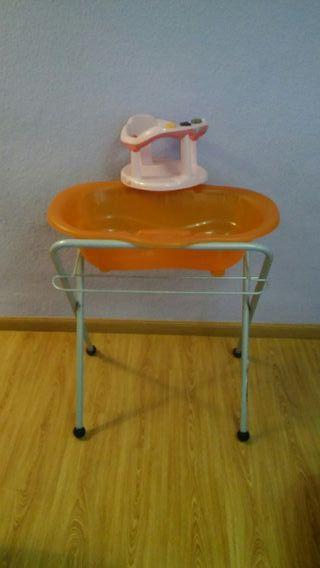bañera bebe+ trona bañera bebe