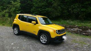 Jeep Renegade 1.6 MJet 120 longitude 4x2 5p. 2017