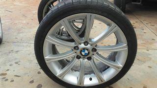 llantas BMW M5 con gomas