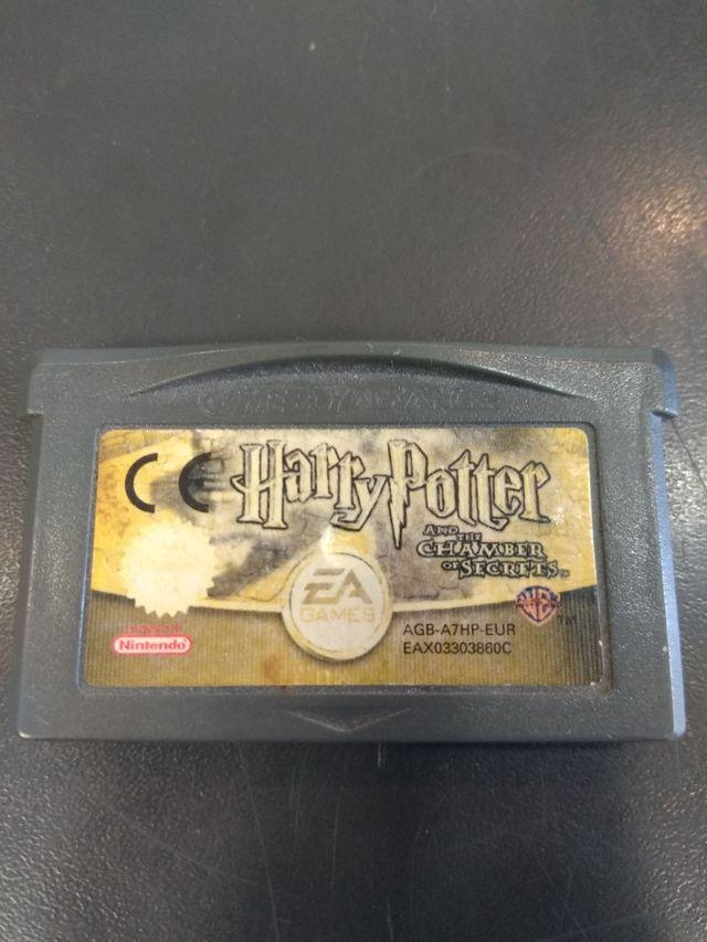Juego Harry Potter Y La Camara Secreta Gba De Segunda Mano Por 7