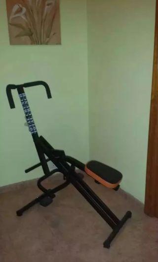 maquina gimnasia