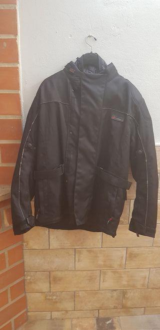 chaqueta moto cordura talla L