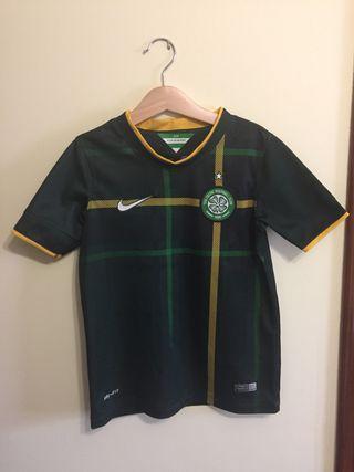 Camiseta futbol del Celtic niño-a talla 6-8