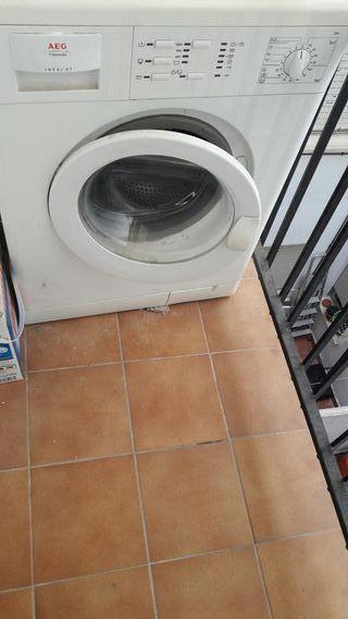 lavadora AEG alemán