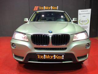BMW X3 2013 2.0 ds drive gps piel sensores parking