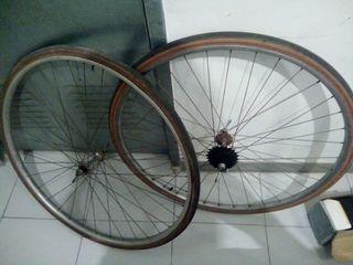 Rieda bicicleta