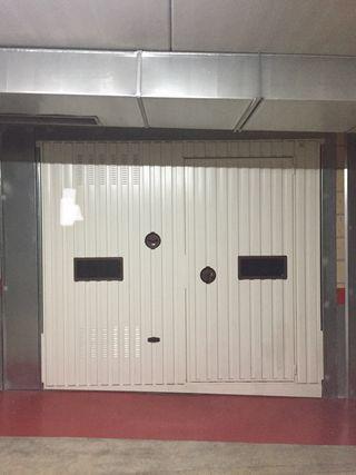 Garaje cerrado en Larramendi