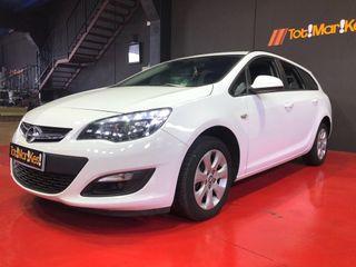 Opel Astra 2016 183€ al mes sin entrada