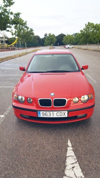 Bmw 320 TD Compact