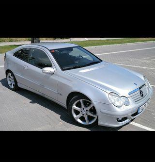 Mercedes-Benz Clase C 200CDI SPORT EDITION AUT.