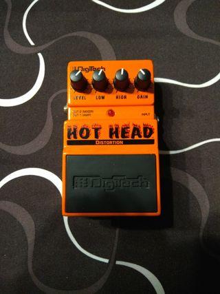 Digitech hot head distorsion