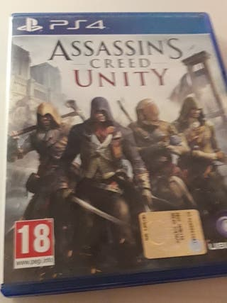 assasin creed uniti