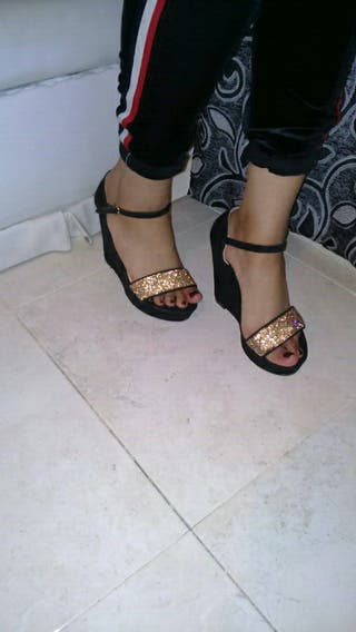 zapatos de mujer tacon